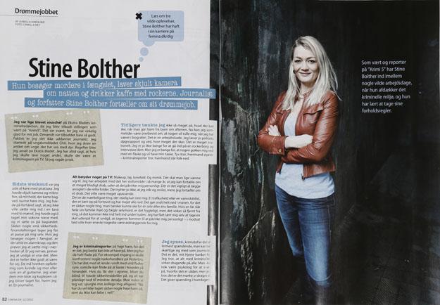 Femina - Stine Bolther