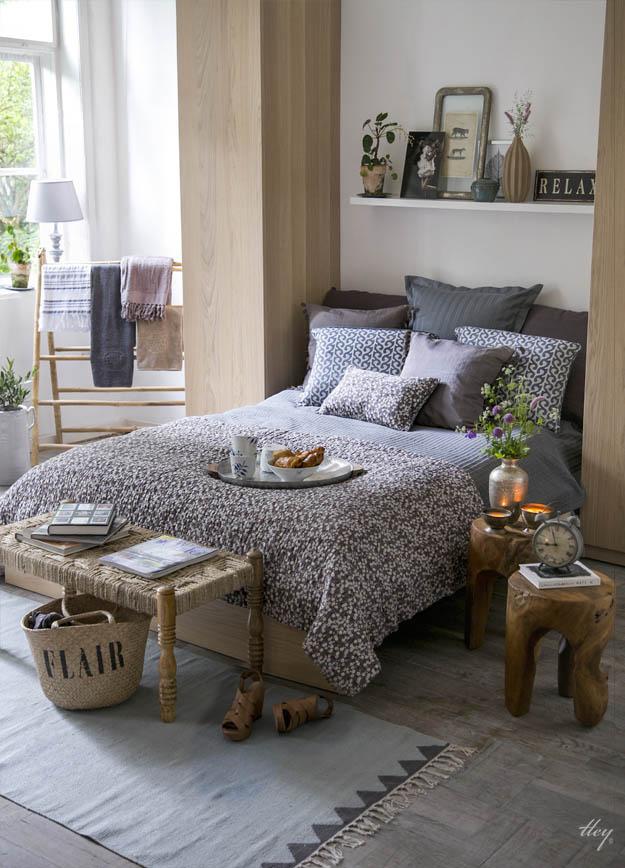 Mad og bolig soverværelser